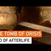 The tomb of Osiris | History