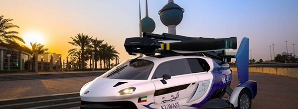 Kuwait Airways and PAL-V Bringing Flying Cars to The GCC