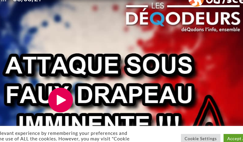 #FRANCE : LES SAMEDIS 28/08 - 04/09 - LE PIEGE A EVITER ??