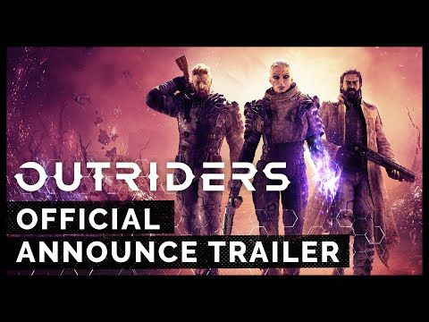 [ACTUALITE] OUTRIDERS - Le nouveau Peaople Can Fly