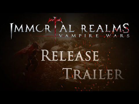 [ACTUALITE] Immortal Realms: Vampire Wars - Maintenant disponible
