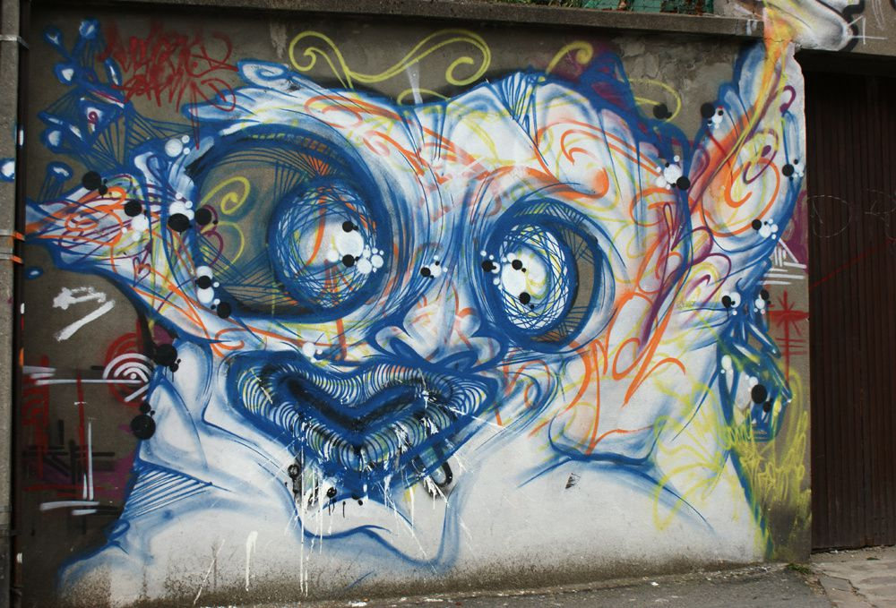 Album - Graffitis-Dept-93-divers Tom 004