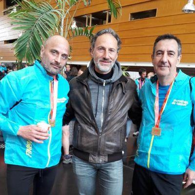 l'ACH avait rendez-vous aux courses du Marathon de Nantes