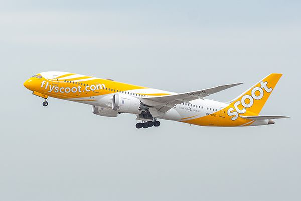 flyscoot scoot airlines