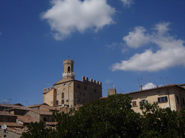 Toscane 2007 : ressourcement dans cette partie verdoyante de l'Italie