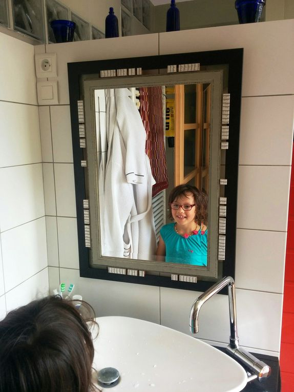 Faire encadrer un miroir