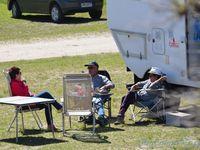 Playa Agraciada (Uruguay en camping-car)