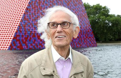 Disparition de CHRISTO