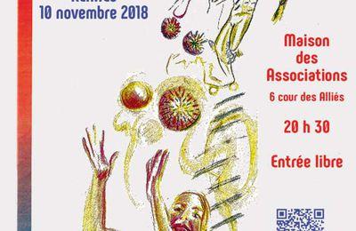 Samedi 10 novembre 2018 à rennes : 22e festival national de variétés
