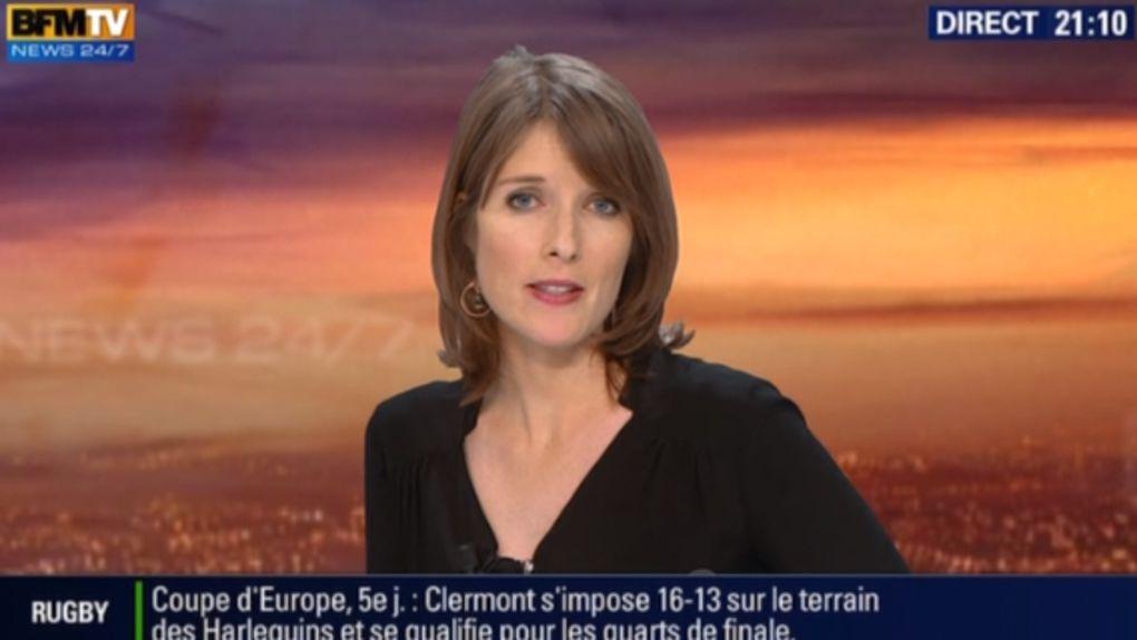 21H10 - LUCIE NUTTIN - BFM TV - WEEK-END 360