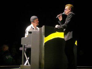 U2 -Amsterdam 3- Ziggo Dome- 12/09/2015
