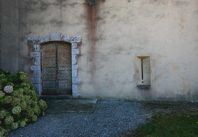 Diaporama église fortifiée de Saint Geours de Maremne