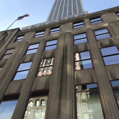 New-York - Empire State Building De Jour !