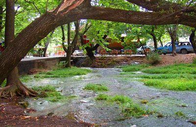 Ein Trip durch die Vouraikos Schlucht auf der Peloponnes