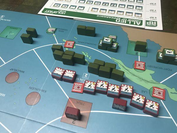 Le japonais réussi presque un sans faute en prenant singapour y compris midway !