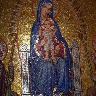Katholische Kirchen im Heiligen Land