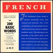 French - the 200 basic words - 1962 - l'oreille cassée