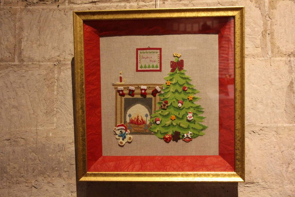 Collection de sapins de Noël