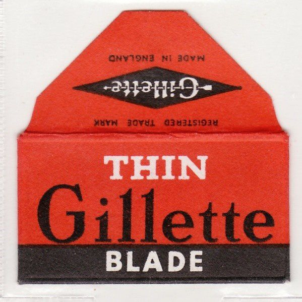 Album - COLLECTION DE LAME-DE-RASOIR-GILLETTE
