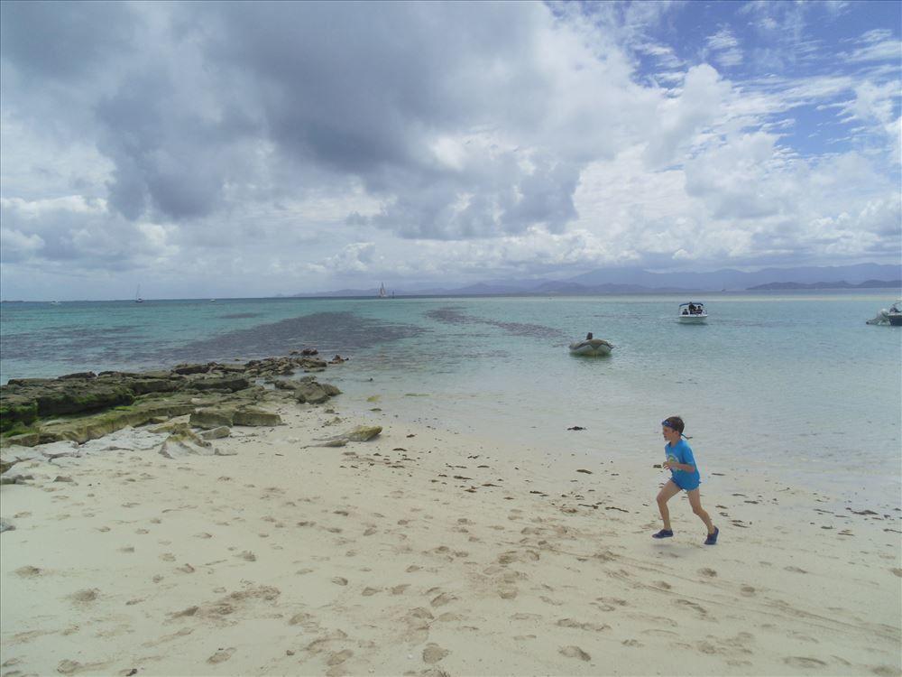 Weekend du 7 septembre ~ îlot Goéland