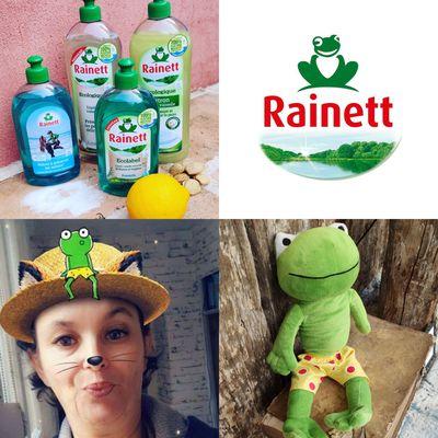 Les produits Rainett en vidéos Rainett et Gourmandise.