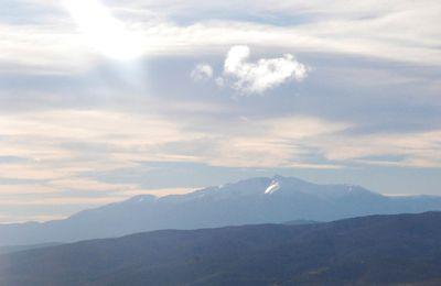 Ciel que la montagne est belle