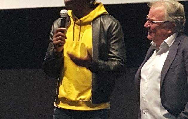 KAMINI ...EST VENU PRESENTER '' SES GENS DES HAUTS'' AUX RICV DE BERCK...