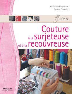 Un guide de couture à la surjeteuse