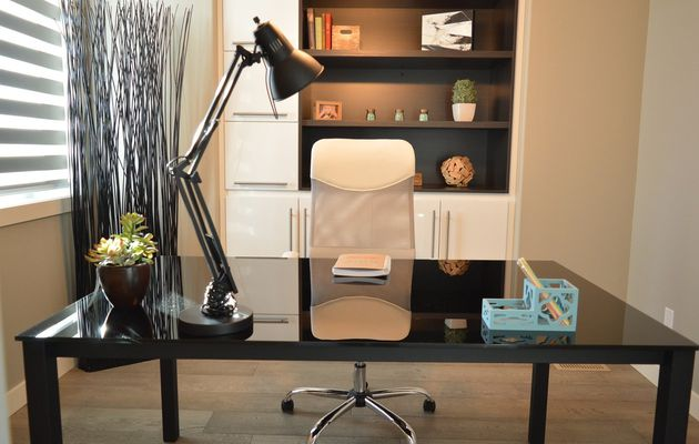 Small Office Interior Design Trends of 2020