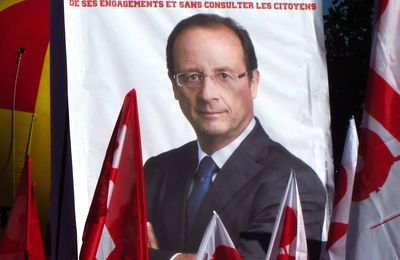 France-info : Malakoff terre de gauche, déçue par Hollande