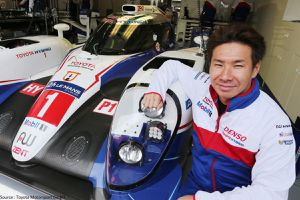 Kamui Kobayashi devient titulaire chez Toyota