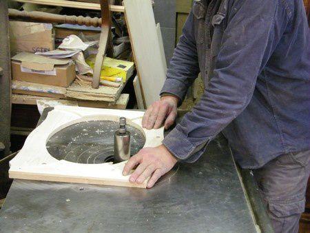 Restauration d'une horloge comtoise pour Maisons-Lafitte.