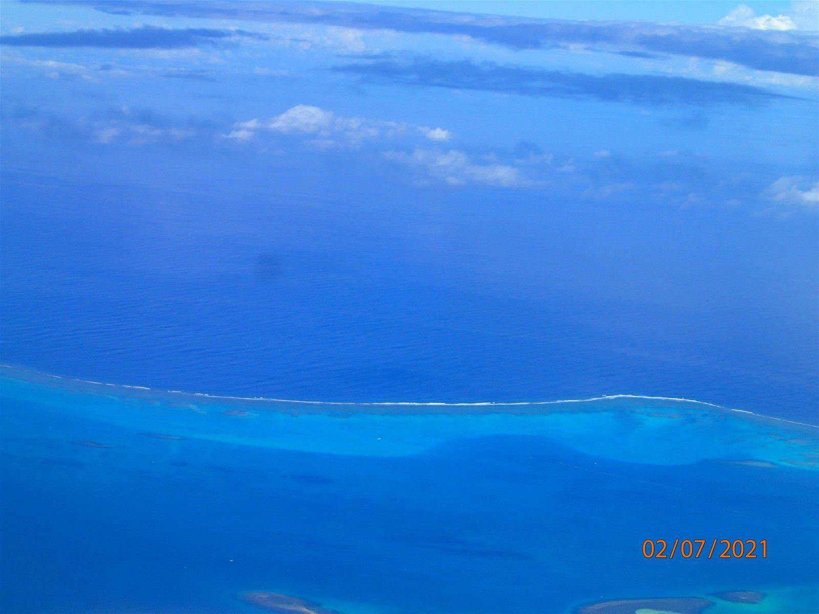 Voyage en Nouvelle-Calédonie de Tontouta à Tontouta