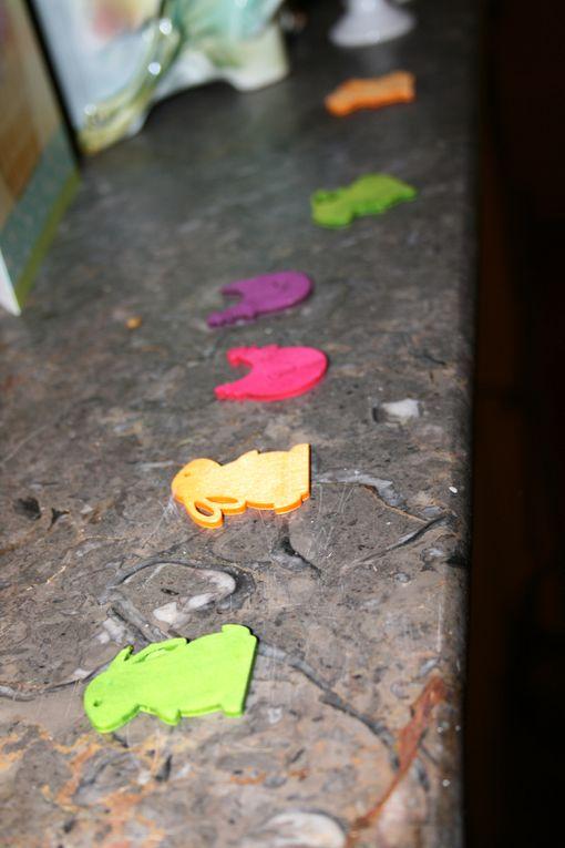 décoration de pâques sur charlotteblabla blog