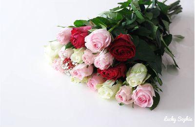 Des fleurs et du temps pour moi