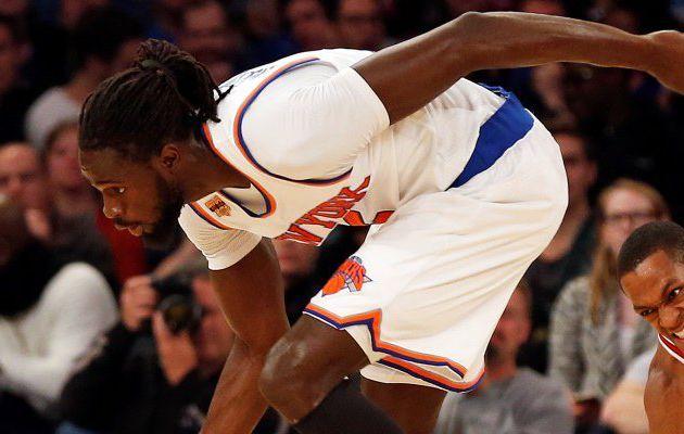 Maurice Ndour coupé par les Knicks