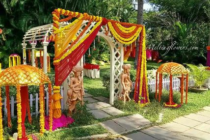 Make Every Event A Visual Treat With The Best Flower Decoration Bangalore