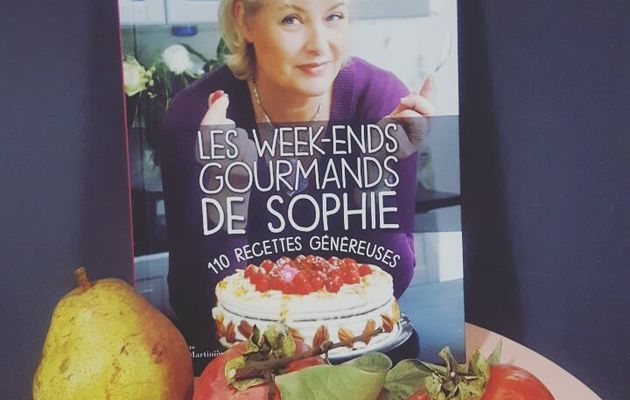 Les Week-ends gourmands de Sophie : Cookies cake