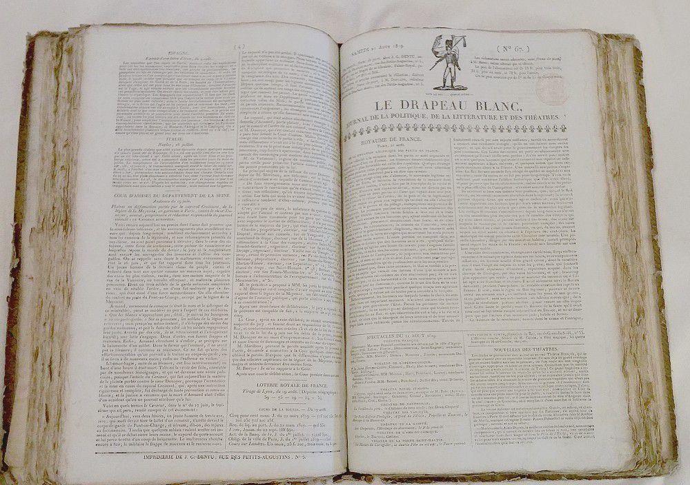MARTAINVILLE (A) & plusieurs hommes de lettres