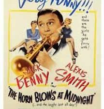 The Horn Blows at Midnight de Raoul Walsh