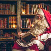 Regarde le message vidéo que le Père Noël a spécialement envoyé à Stella !