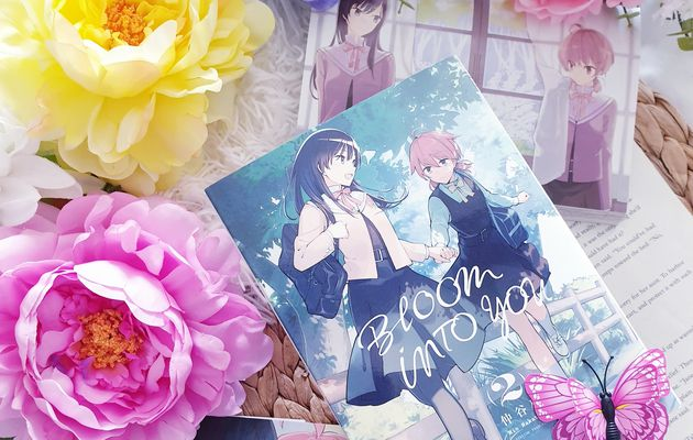 BLOOM INTO YOU T02 > NIO NAKATANI
