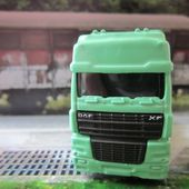 CAMION DAF XF95 SPACE CAB MATCHBOX 1/86 - car-collector.net
