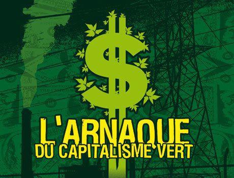 capitalisme vert écologie anticapitalisme anarchisme