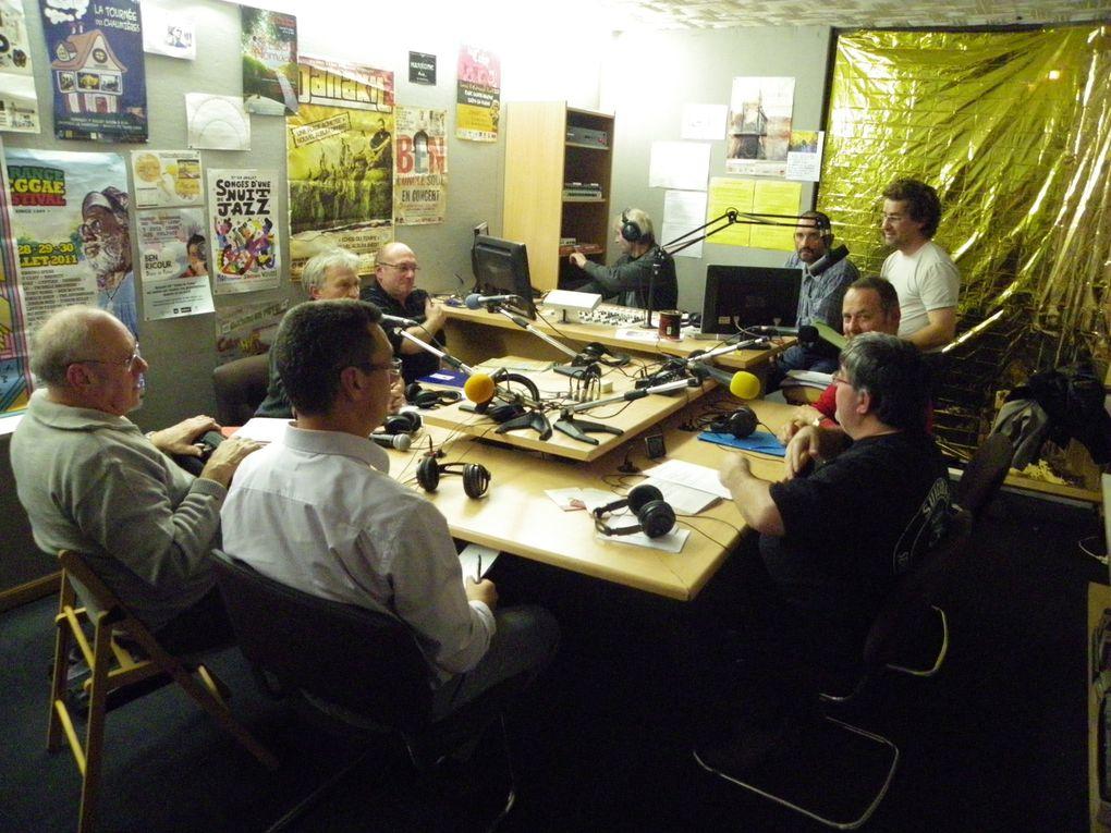 Quelques photos illustrant l'activité de l'association durant l'année écoulée
