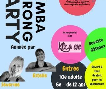 Kuntzig Zumba Party le 4 mars