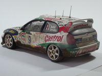 Toyota Corolla WRC, Tamiya 1/24ème.