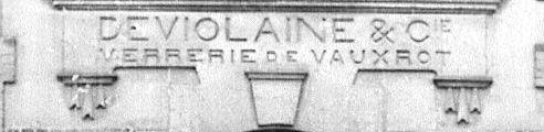 Album - groupe Saint-Gobain, la verrerie de Vauxrot (Aisne), les départs en retraite
