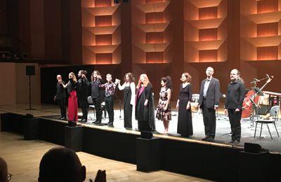 L'Arpeggiata, grande ovation à l'Auditorium de Lyon