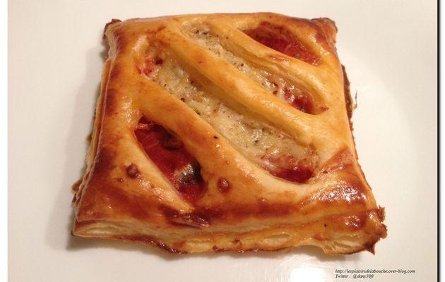 Friands aux anchois